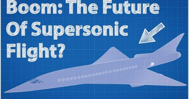 Boom: The Future of Supersonic Flight?